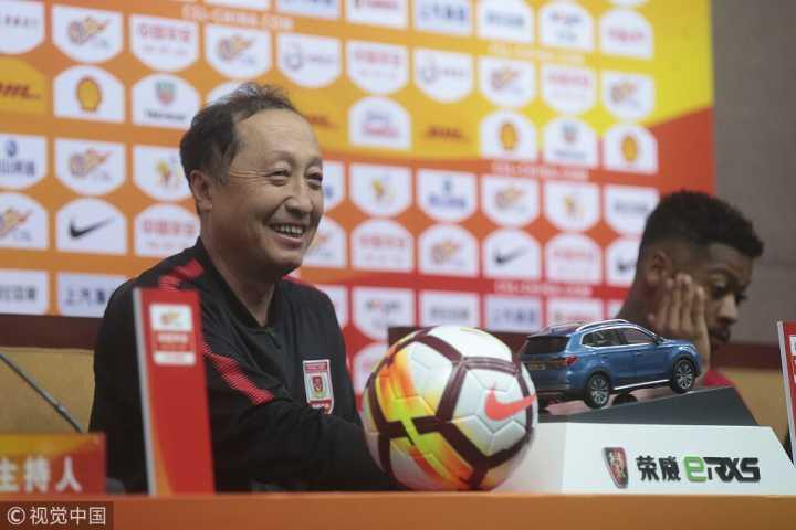 陈金刚:苏宁换帅后变化很大,我们不只依靠伊哈洛