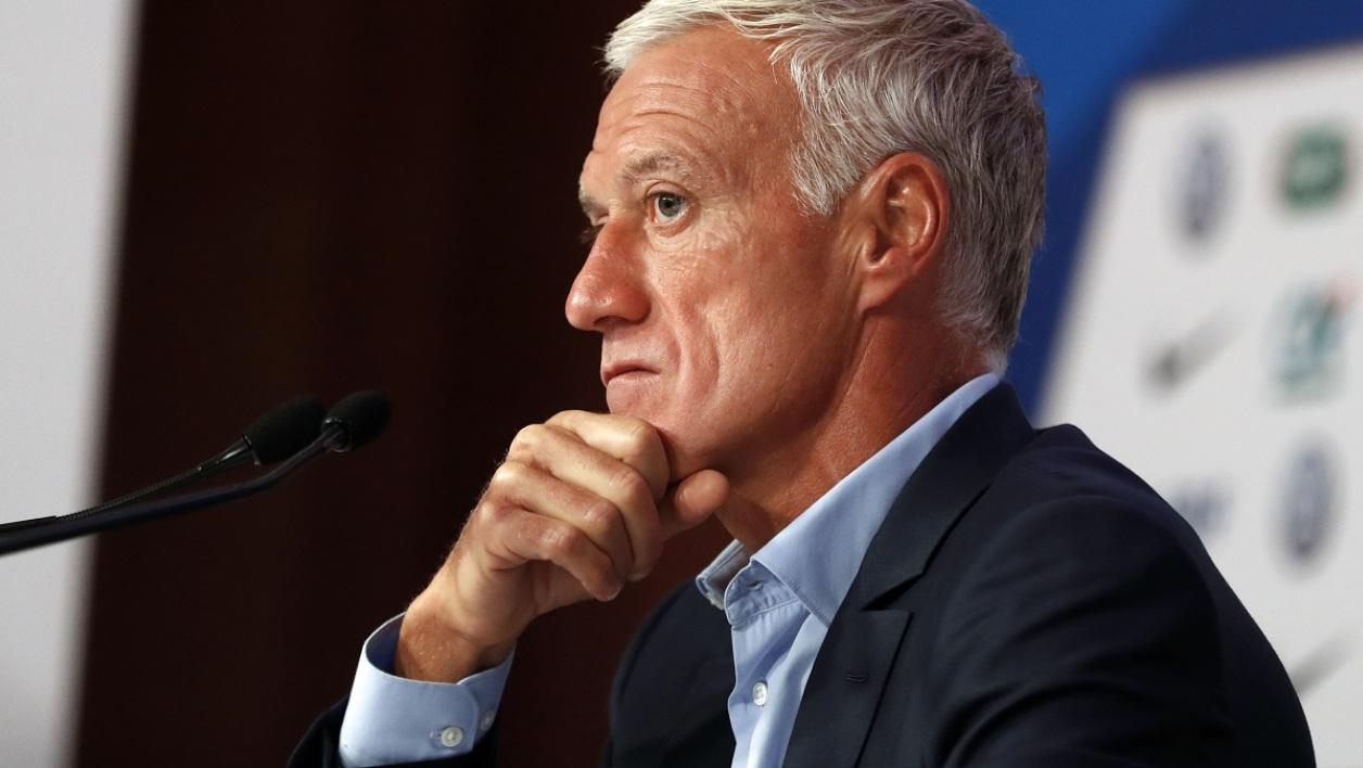 德尚谈法国队选人:大名单只有23人,我不可能兼顾所有人