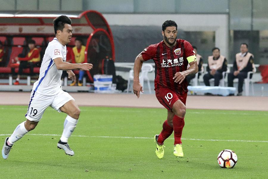 胡尔克:不少外援都希望为中国足球崛起贡献力量