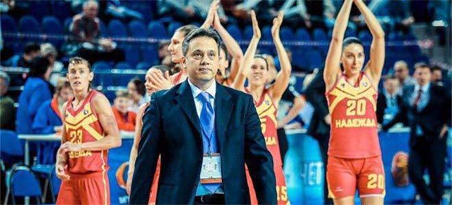 前希腊女篮国家队主帅新赛季将执教山西女篮
