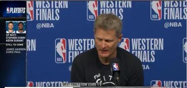 科尔:难以形容格林作用,但他是现代篮球的完美典范