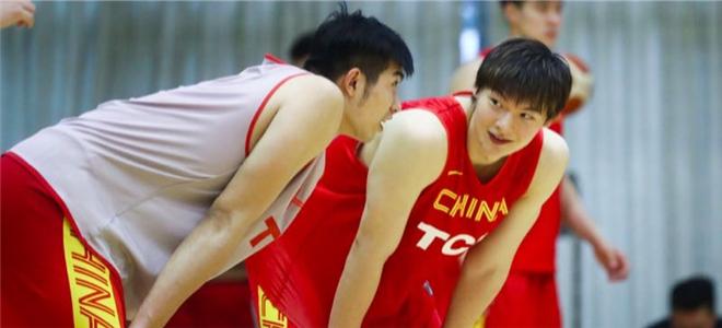 王哲林:身体状况不错,争取在亚运会上全力发挥