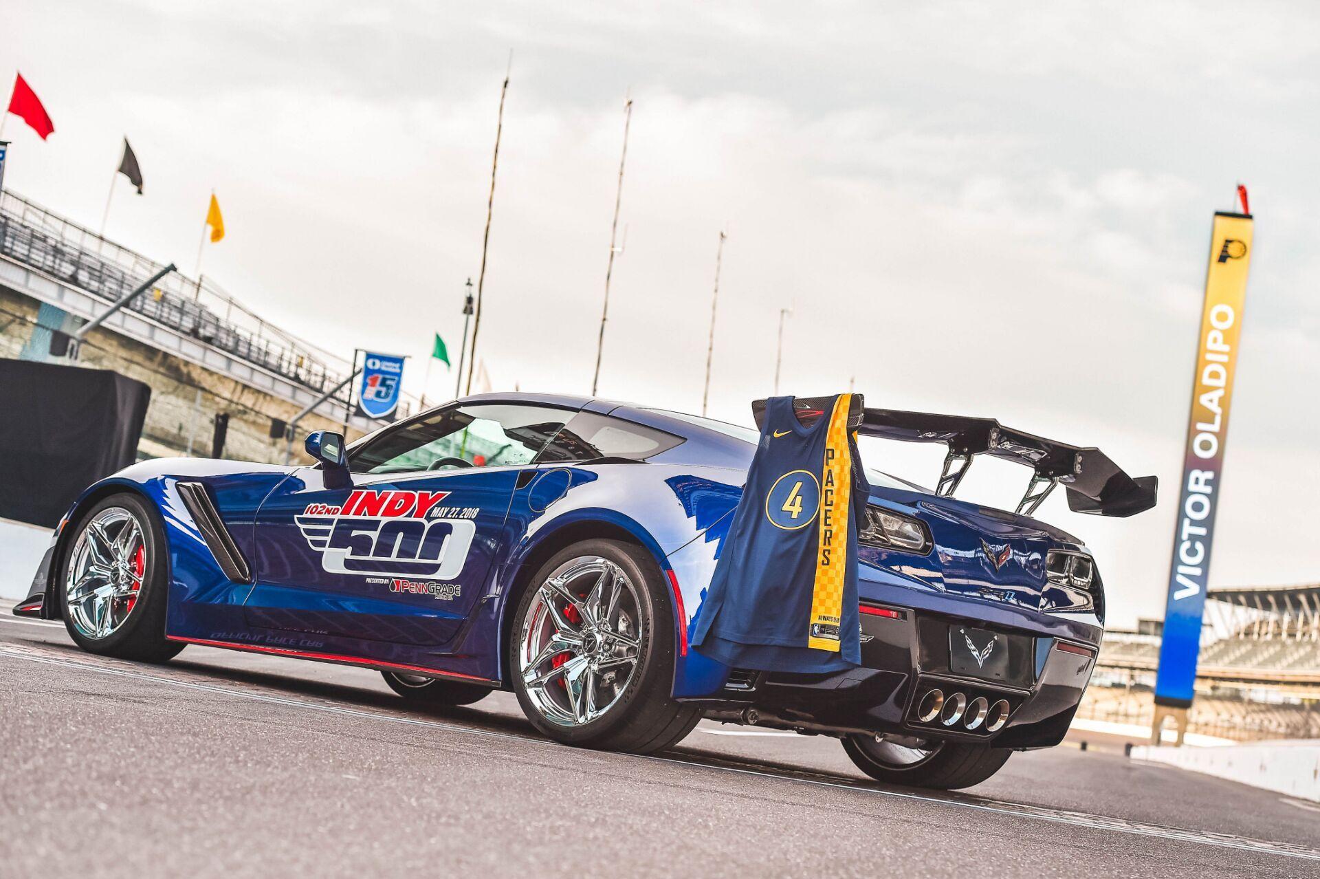 奥拉迪波将担任印第安纳波利斯500汽车赛领驶车手