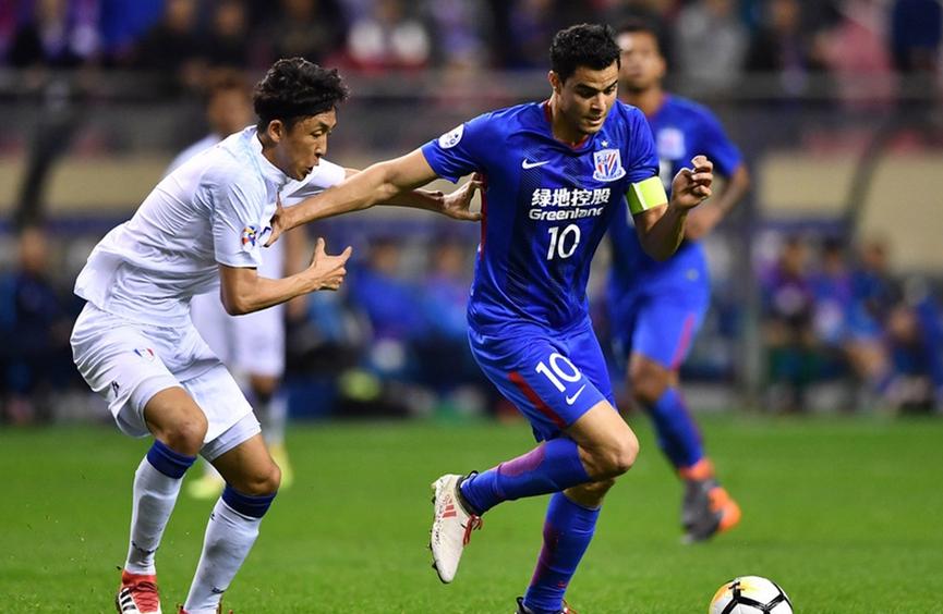 申花官方:同意莫雷诺提前回国,为世界杯梦想做最后努力