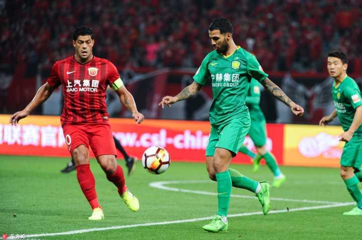 名记:上港拒国安协调足协杯时间,因海外集训计划已定