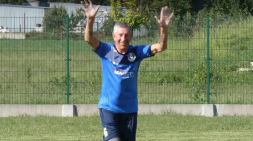 爷爷真进球了!71岁老人在波兰第六级别联赛进球