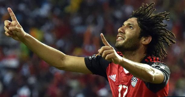 埃及国家队迎来利好,埃尔内尼恢复训练复出在即