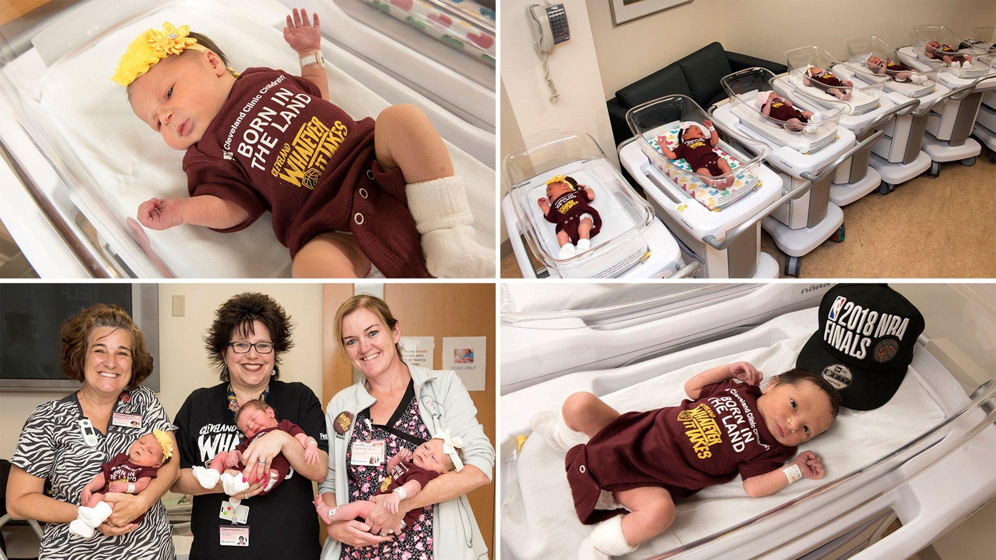 克城医疗中心的婴儿将在总决期间获得免费骑士T恤