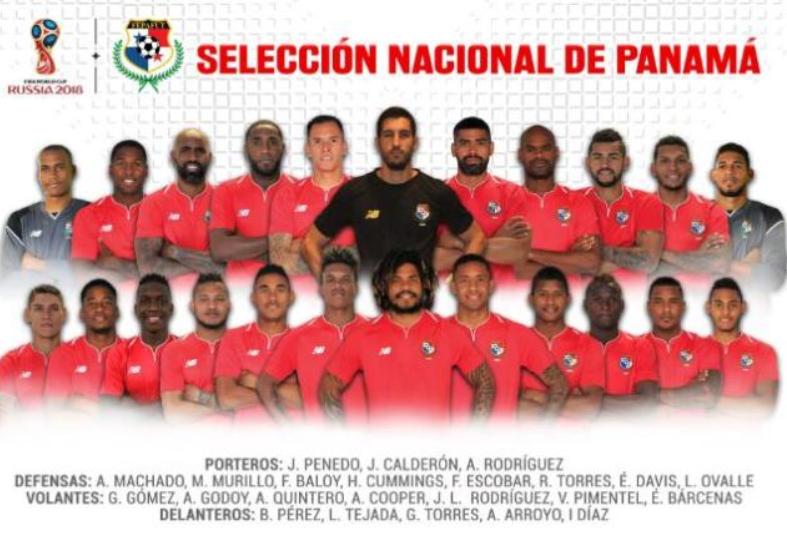 巴拿马世界杯23人大名单:大联盟球员为主