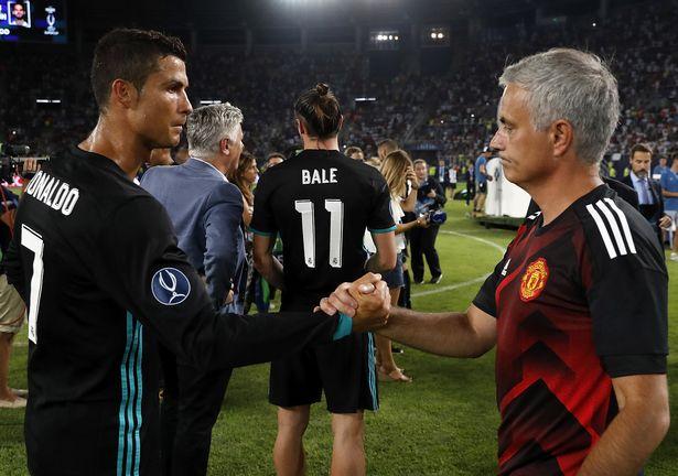卡佩罗:C罗想要回到曼联,回到穆里尼奥的身边