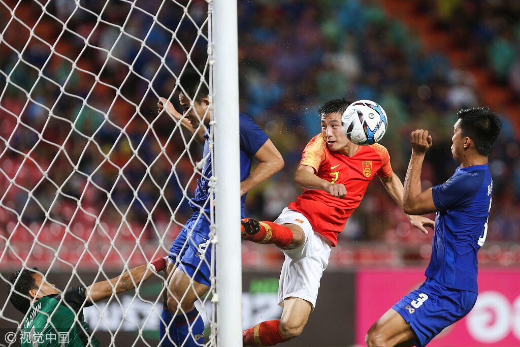 磊落不凡!武磊包办国足两场热身进球,国家队破门上双