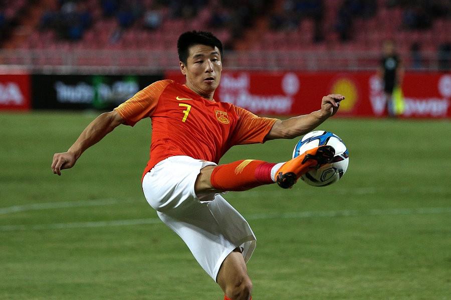 武磊:一直都很自信,争取在黄金年龄圆梦世界杯