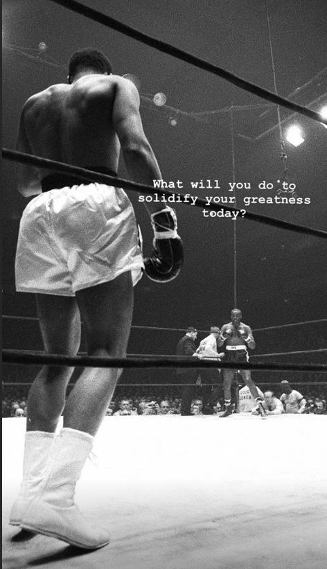唐斯发文:今天你会做些什么来巩固自己的伟大