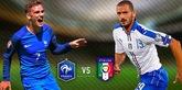 法国vs意大利:坎特博格巴托利索搭档中场,意大利新人尽出