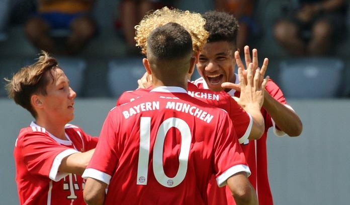12-1大胜奥格斯堡,拜仁U17获得青年联赛南德组冠军