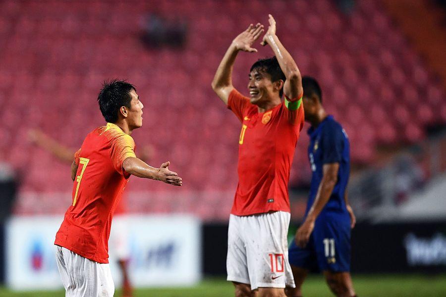 京媒:国足10月热身赛期间将为郑智举办百场纪念仪式