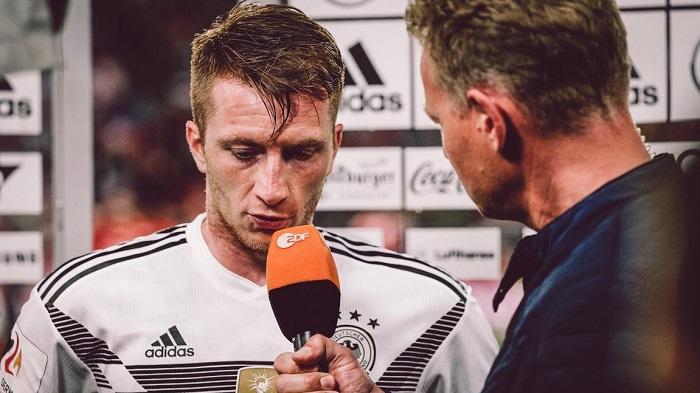 罗伊斯:希望在世界杯上扮演重要角色