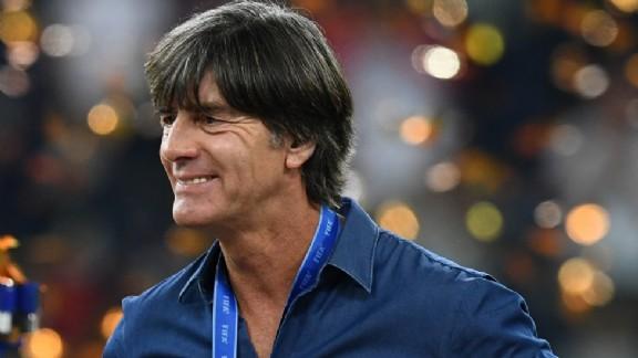 勒夫:满意诺伊尔表现,德国队未来两周需提升