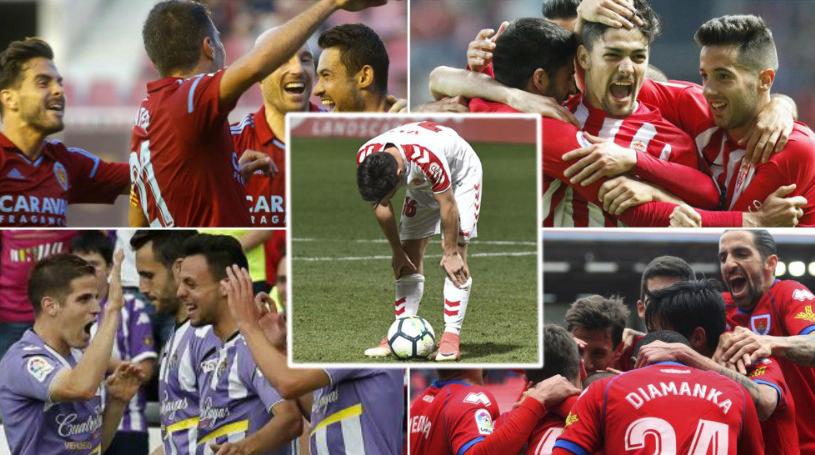 西乙大结局:巴列卡诺夺冠,阿尔梅里亚保级