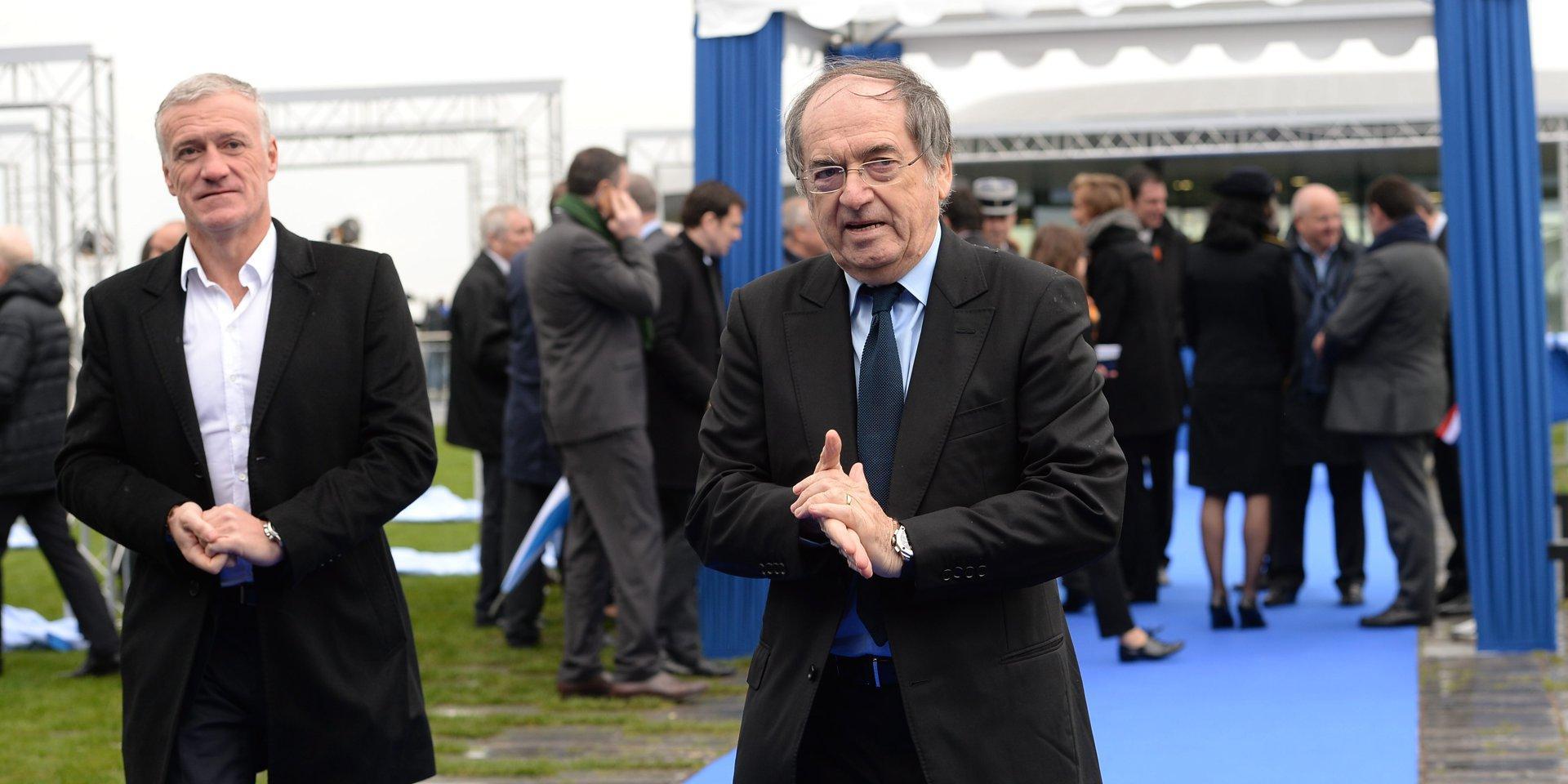 法足协主席:我对本泽马没有恶意,但他的国家队生涯已经结束了