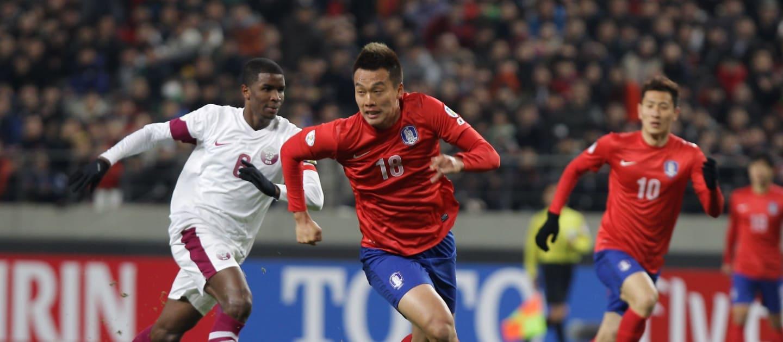 金信煜:小组对手很强,相信韩国能从中突围