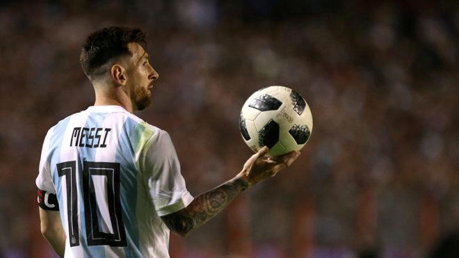 巴勒斯坦足协主席:梅西别来以色列踢比赛