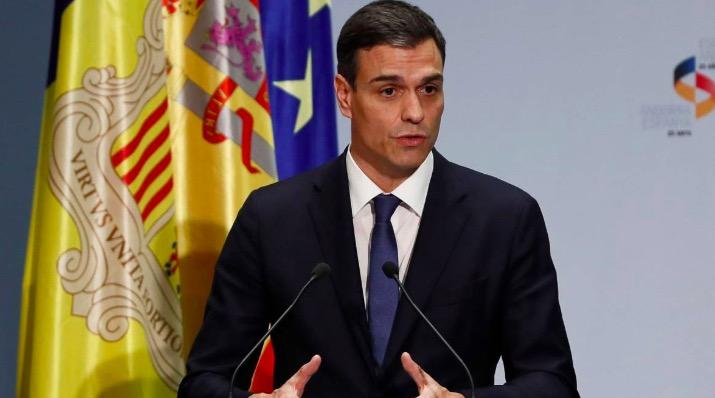 壮行,西班牙新任首相造访国家队训练营