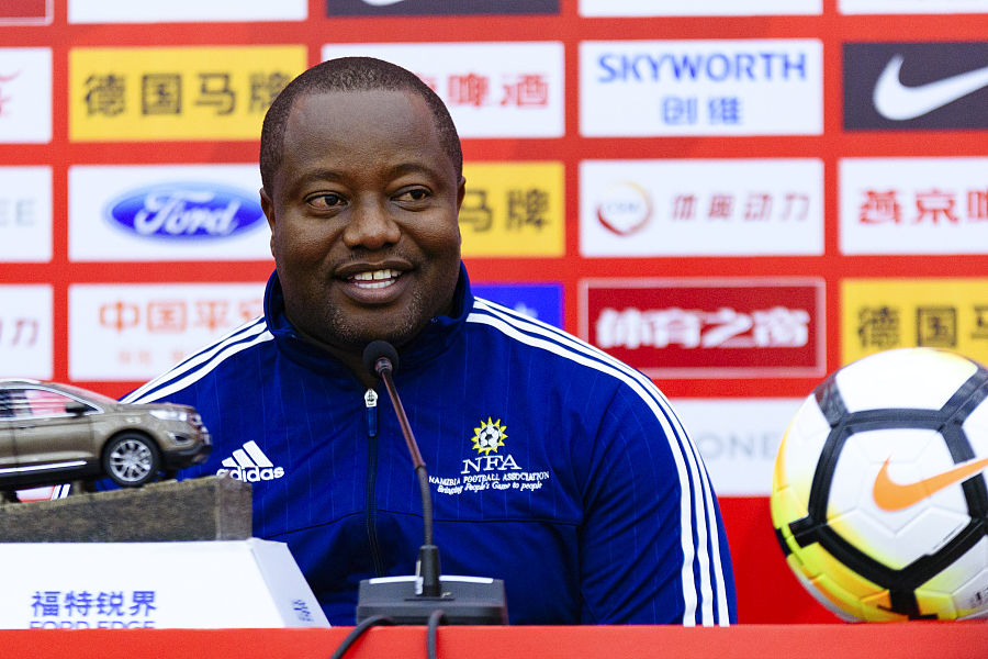 纳米比亚U23主帅:缺乏长途跋涉经验,体能出问题