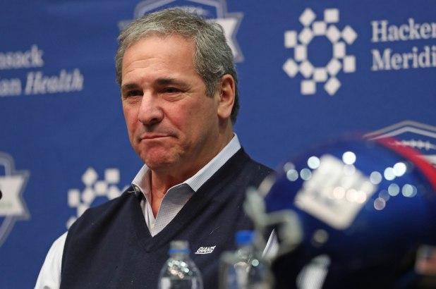 纽约巨人总经理戴夫-盖特曼确诊患上淋巴瘤