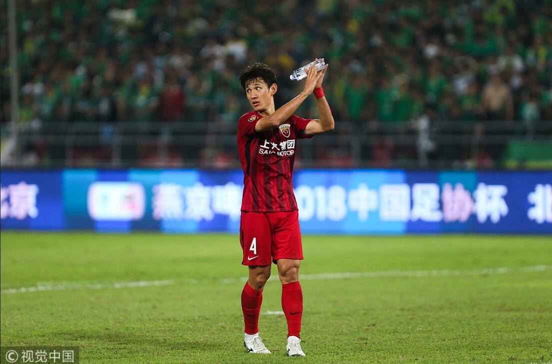王燊超:客场进球让我们仍有信心,间歇期调整攻防问题