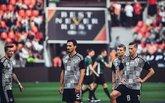 GIF:胡梅尔斯捅射被吹越位,德国0-0沙特