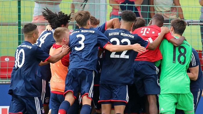 德国联赛u17_拜仁和多特青年队会师德国U17青年联赛决赛_虎扑国际足球新闻