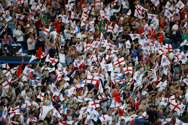 英格兰球迷购世界杯门票3万余张,是美国的1/3