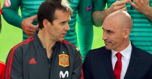 西记者:西班牙国家队气氛糟糕,洛佩特吉或被解雇