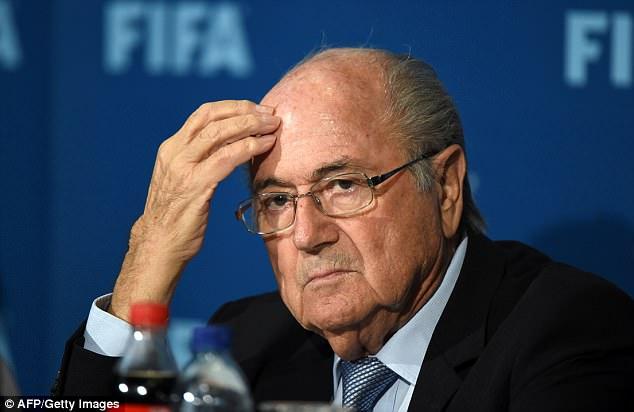 邮报:前FIFA主席布拉特将受普京邀请亲临世界杯