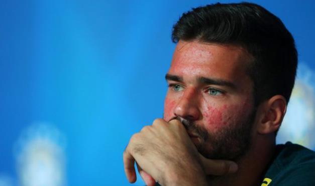 随队记者:利物浦承认追阿利松失败,将寻新目标