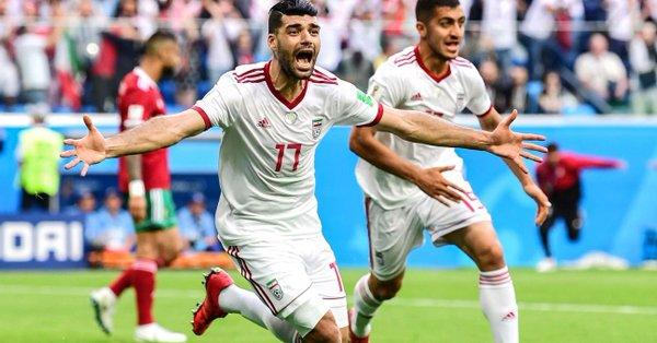 伊朗球员:耐克行为错误,让政治远离足球