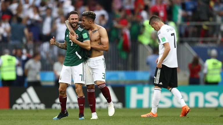 历史性时刻!中北美球队世界杯首胜德国