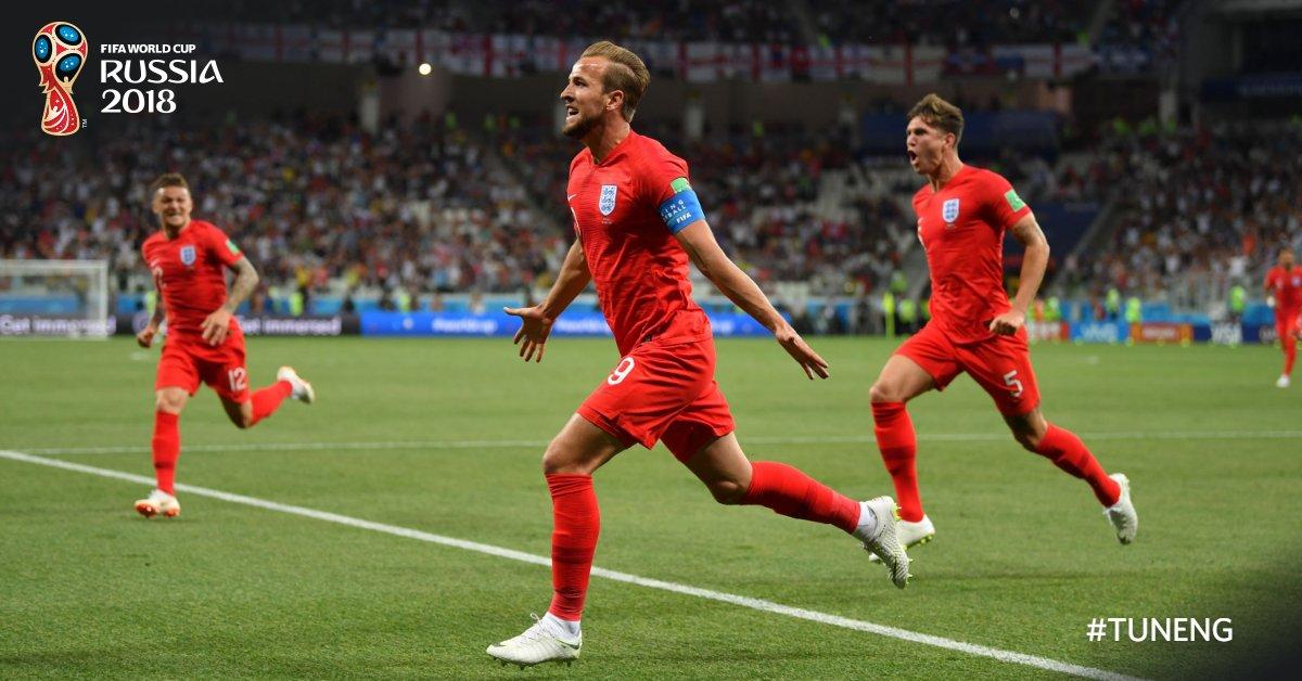 射手传承!凯恩与希勒世界杯首战突尼斯均破门