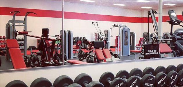 易建联晒健身房:喜欢这个训练馆