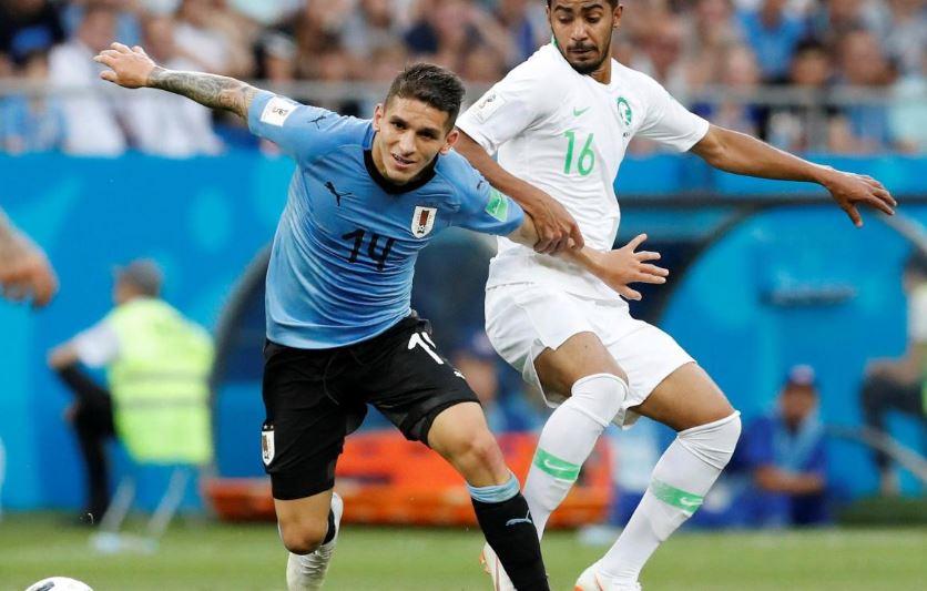 365足球直播:托雷拉十分专注于世界杯的比赛。