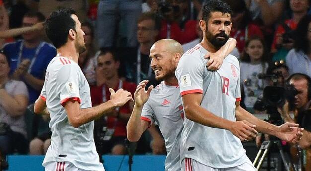 内维尔:西班牙的表现比我们想象中的优秀