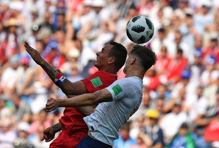 英格兰6-1大胜巴拿马!一场没有失败者的快乐足球盛宴