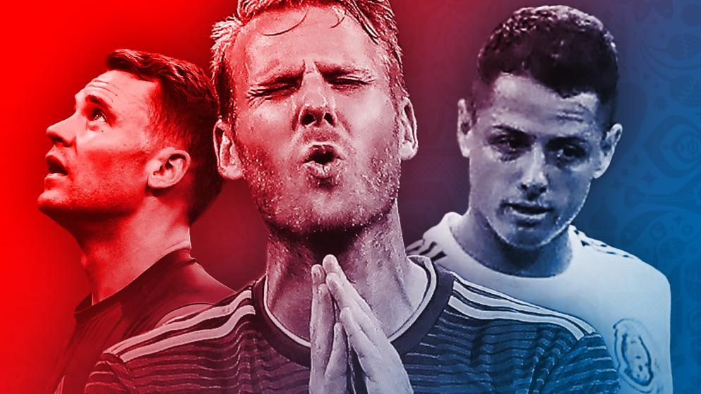 德国末轮晋级形势:若净胜韩国2球,将铁定出线