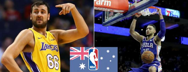 博古特赞西蒙斯:澳人在NBA打出的最棒赛季