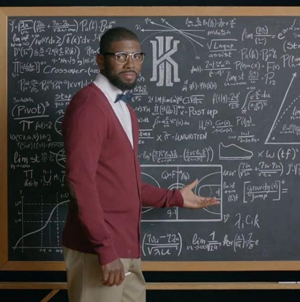 美媒晒照提问:假如欧文是一名传授,他会教甚么课呢