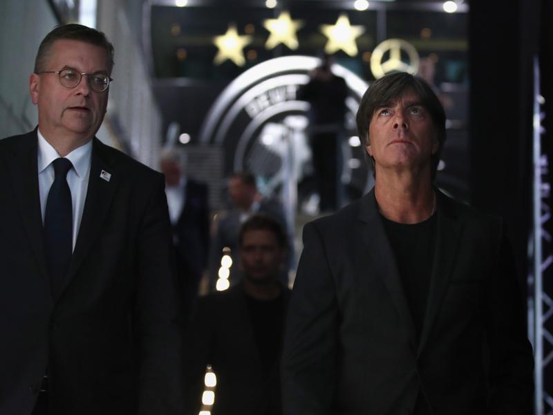 德媒:德国足协召开内部会议,一致同意勒夫留任