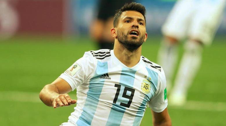 阿圭罗:输球后梅西的心情尤其糟糕;我仍为国家队做好准备