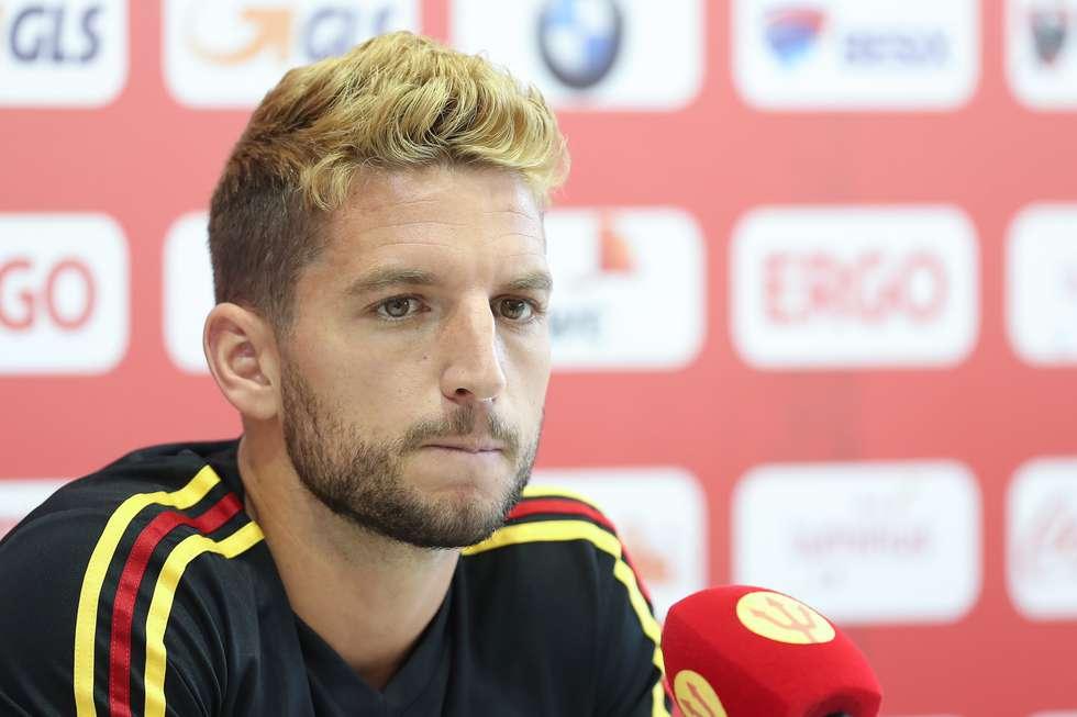 电商称比利时进15球电视机免费,默滕斯:我得进球帮朋友