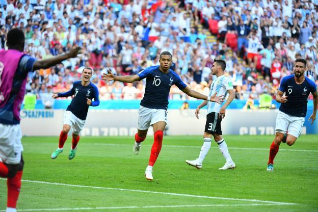 马卢达:姆巴佩代表法国队出场时,对手都想把他送下场
